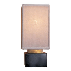 Visual Comfort & Co. - Visual Comfort & Co. CL2002BZ-L Studio Chelsea 1 Light Wall Sconces in Bronze - This 1 light Decorative Wall Light from the Studio Chelsea collection by Visual Comfort will enhance your home with a perfect mix of form and function. The features include a Bronze with Wax finish applied by experts. This item qualifies for free shipping!