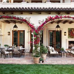 Outdoor Patio Furniture - Brown Jordan's Toscana collection