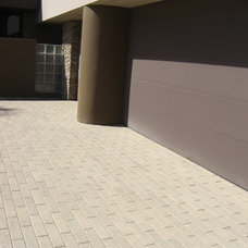 Contemporary  by ORCO Block & Hardscape