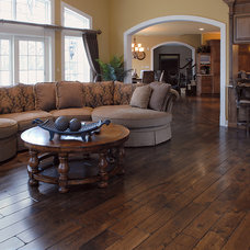 Modern Hardwood Flooring by Signature Innovations LLC