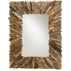eclectic mirrors by Zinc Door