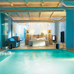 pool Mykonos Blu