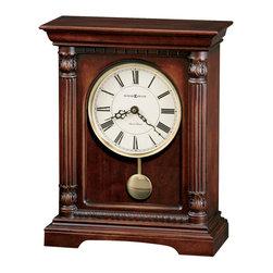Howard Miller - Howard Miller Dual Chime Kieninger Movement Mantel Clock | LANGELAND - 635133 LANGELAND
