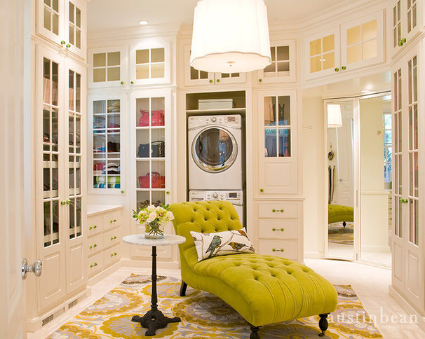Traditional Closet by Austin Bean Design Studio