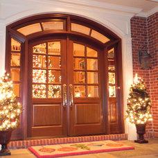 Traditional Front Doors by Signature Door Inc