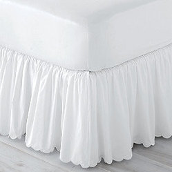 Scalloped Bedskirt