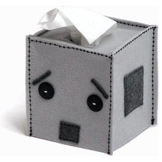 Eclectic Tissue Box Holders by Etsy