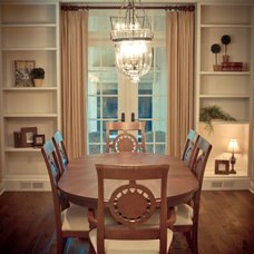 Traditional Dining Room by Troxel Custom Homes