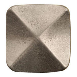 Anne at Home Hardware - Confluence Knob (Lw 1010), Antique Bronze - Made in the USA - Anne at Home customized cabinet hardware enables even the most discriminating homeowner to achieve the look of their dreams.  Because Anne at Home cabinet hardware is designed to meet your preferences, it may take up to 3-4 weeks to arrive at your door. But don't let that stop you - having customized Anne at Home cabinet knobs and pulls are well worth the wait!   - Available in many finishes.