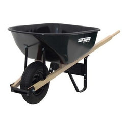 Ames Steel Contractor Wheelbarrow - About AmesAmes was established in 1774 and supplied the tools that built America. They continue to simplify your life with innovative lawn and garden tools designed for household projects and maintenance. Ames' tools are designed to fit your lifestyle with lightweight, ergonomic designs, and multi-purpose features to make every job easier. Brands under the Ames umbrella include names like True Temper, Dynamic Design, Hound Dog, UnionTools, Razor-Back, Professional Tools, Jackson Professional Tools and more are among the most recognized in their categories. This strong portfolio of brands allows Ames to build and maintain long-standing relationships with the leading companies that sell their product categories.