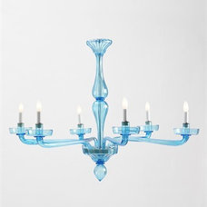 Contemporary Chandeliers by Jan Showers