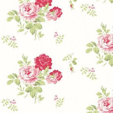 Traditional Wallpaper by Cath Kidston