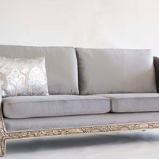 Traditional Sofas by Nefertiti Designs