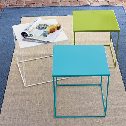 modern side tables and accent tables by The Company Store