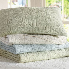 Traditional Pillowcases And Shams by Pottery Barn