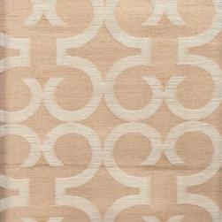 Pollack - Pollack Scrollwork in Platinum - 2 Yards - Yardage: 2 Yards