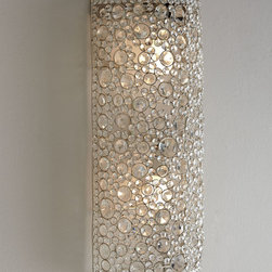 "Four Hands ""Scattered Crystal"" Sconce -"