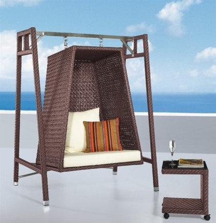 Modern Hammocks And Swing Chairs by DefySupply.com
