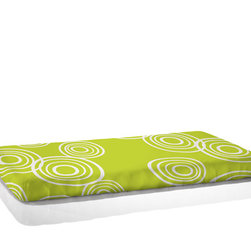 Nook Fitted Crib Sheet - Puddle - Nook Fitted Crib Sheet - Puddle