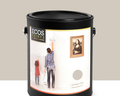 Imperial Paints - Eggshell Wall Paint, Gallon Can, Coastal Cottage - Overview: