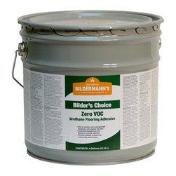 ZERO VOC 100% Urethane Flooring Adhesive - ZERO VOC Urethane Flooring Adhesive 4 Gallon Pail (approx. 125-150 sq ft/can)