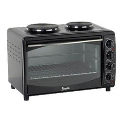 Avanti - Mini kitchen - -Multiple cooking features in a compact counter-top unit