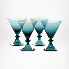 Contemporary Everyday Glassware by DVF