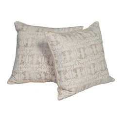 SOLD OUT! Rose Tarlow for Melrose House Throw Pillows - $500 Est. Retail - $250 -