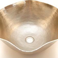 Modern Bathroom Sinks by Artesano Copper Sinks