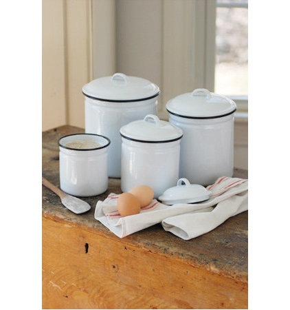 Eclectic Food Containers And Storage by Farmhouse Wares