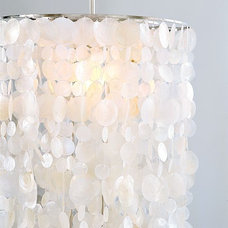 Eclectic Chandeliers by West Elm