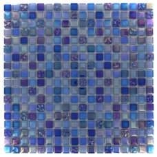 Eclectic Tile by Glass Tile Store