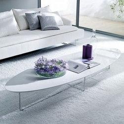 Bontempi Casa - Ground Table | Bontempi Casa - Design by Erresse Studio.