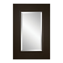 Feiss - Feiss MR1140ORB Smythe Oil Rubbed Bronze Mirror - Finish: Oil Rubbed Bronze