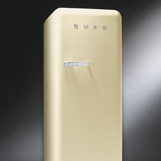 Eclectic Refrigerators by Smeg USA