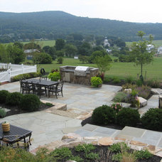 Modern  by Poole's Stone and Garden, Inc.