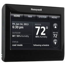 Contemporary Heating And Cooling by Home Depot
