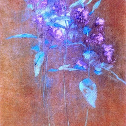"""John Twachtman Wildflowers - 18"""" x 24"""" Premium Archival Print - 18"""" x 24"""" John Twachtman Wildflowers premium archival print reproduced to meet museum quality standards. Our museum quality archival prints are produced using high-precision print technology for a more accurate reproduction printed on high quality, heavyweight matte presentation paper with fade-resistant, archival inks. Our progressive business model allows us to offer works of art to you at the best wholesale pricing, significantly less than art gallery prices, affordable to all. This line of artwork is produced with extra white border space (if you choose to have it framed, for your framer to work with to frame properly or utilize a larger mat and/or frame).  We present a comprehensive collection of exceptional art reproductions byJohn Twachtman."""