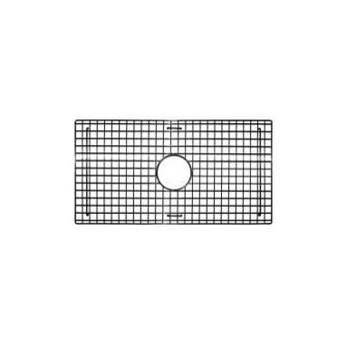 "27"" X 14"" Bottom Grid In Mocha - A bottom sink grid for the Native Trails Zuma sink. This grid comes in both Zuma sink finishes and is designed to fit perfectly in the sink to prevent large items from sitting on the sink bottom."