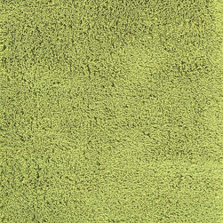 Momeni - Momeni Comfort Shag CS-10 (Lime) 3' x 5' Rug - Reminiscent of the shag rugs of the 1970's, Comfort Shag is a modern take on a classic. Hand-tufted of 100% mod-acrylic, these rugs feature a soft hand and a thick, rich pile.