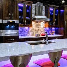 Modern Kitchen Cabinets by Housley Enterprises