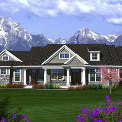 House Plan 70-1135 -
