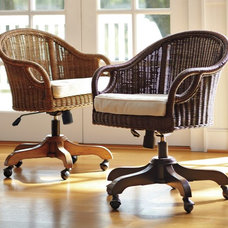 contemporary task chairs by Pottery Barn