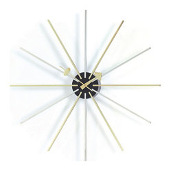Vitra Nelson Star Wall Clock