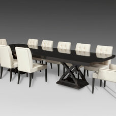 Contemporary Dining Tables by TJL Incorporated