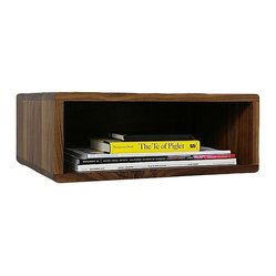 Urbancase - Urbancase The Edge Wall-Mounted Side Table -