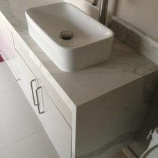 Bathroom Countertops by CASALINEA