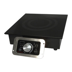 3400W Commercial Induction, Built-In
