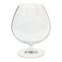 Crystal of America/Riedel - Riedel Vinum Brandy 2 pack - Cap off a perfect evening with brandy, beautifully served. This set of two lead-crystal snifters will make your every sip a mellow celebration.
