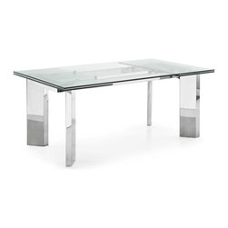 Calligaris - Calligaris | Quick Ship: Tower Extension Table - Design by S.T.C.